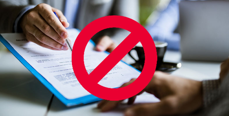 How To Start A Consulting Business Avoid Long Legal Contracts
