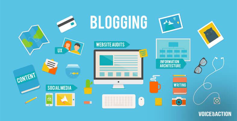 Base Your Side Hustle Ideas On Starting A Blog