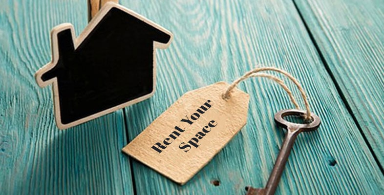 Rent your space