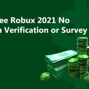 How To Get Free Robux 2021 No Human Verification or Survey